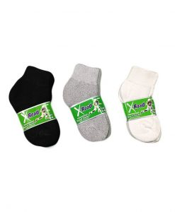 Boy's Sports Sock Ankle 4-6/6-8