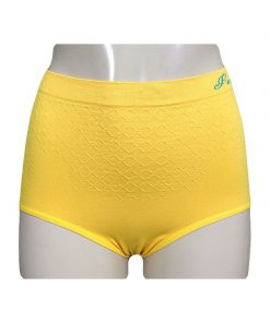 Femina Seamless Full Panty w/Diamond Design