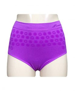 Femina Seamless Panty w/Circle Design