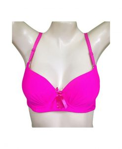 Rose Underwire Padded Bra