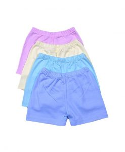 Straw Berry Infant Shorts